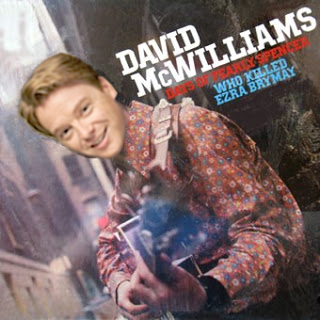 David McWilliams rock star